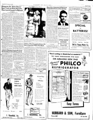 The Courier News from Blytheville, Arkansas on June 17, 1948 · Page 9