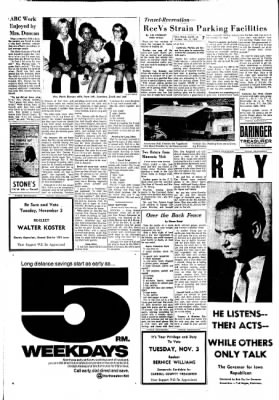 Carrol Daily Times Herald from Carroll, Iowa on November 2, 1970 · Page 7