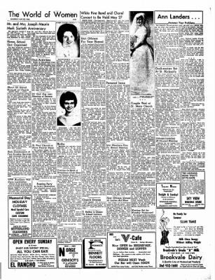 Ironwood Daily Globe from Ironwood, Michigan on May 22, 1965 · Page 5
