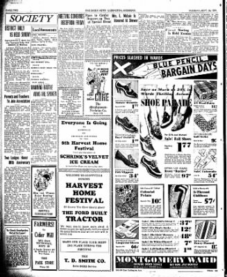 The Ludington Daily News from Ludington, Michigan on September 26, 1939 · Page 2