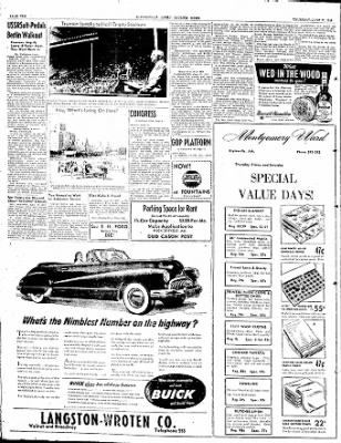 The Courier News from Blytheville, Arkansas on June 17, 1948 · Page 10