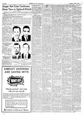 The Courier News from Blytheville, Arkansas on April 14, 1956 · Page 2