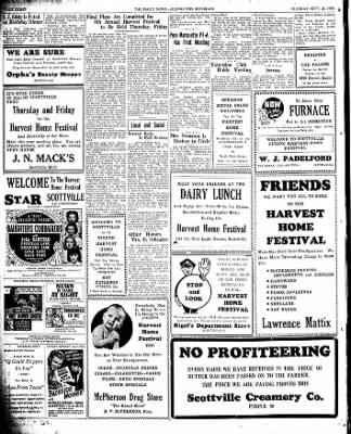 The Ludington Daily News from Ludington, Michigan on September 26, 1939 · Page 8