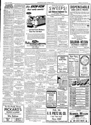 The Courier News from Blytheville, Arkansas on May 29, 1953 · Page 20