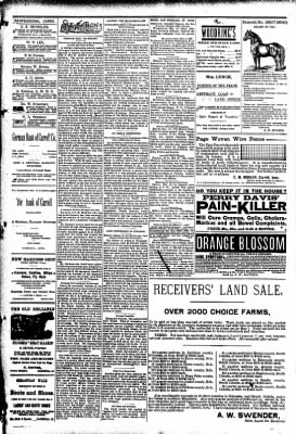 The Carroll Sentinel from Carroll, Iowa on May 18, 1894 · Page 3