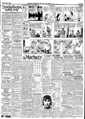 Ames Daily Tribune from Ames, Iowa on August 14, 1933 · Page 8