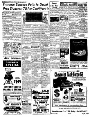 The Austin Daily Herald from Austin, Minnesota on December 3, 1958 · Page 20