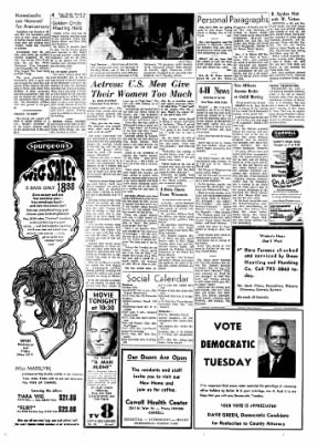 Carrol Daily Times Herald from Carroll, Iowa on November 2, 1970 · Page 29
