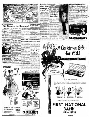 The Austin Daily Herald from Austin, Minnesota on December 3, 1958 · Page 21