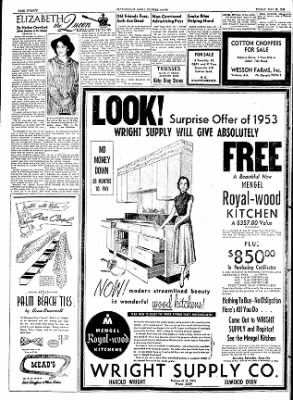 The Courier News from Blytheville, Arkansas on May 29, 1953 · Page 22