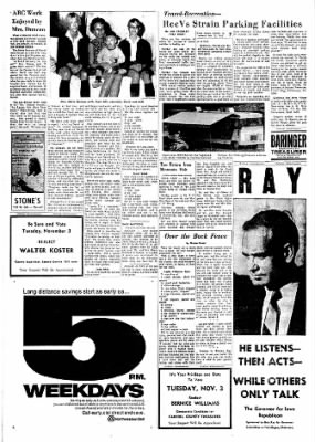Carrol Daily Times Herald from Carroll, Iowa on November 2, 1970 · Page 32
