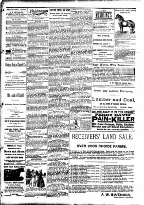 The Carroll Sentinel from Carroll, Iowa on May 25, 1894 · Page 3