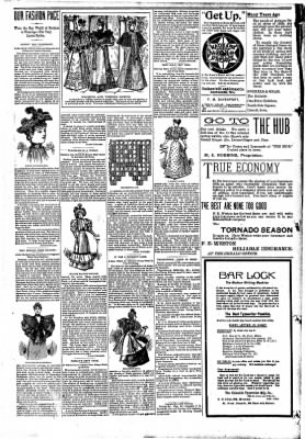 The Carroll Sentinel from Carroll, Iowa on May 25, 1894 · Page 4