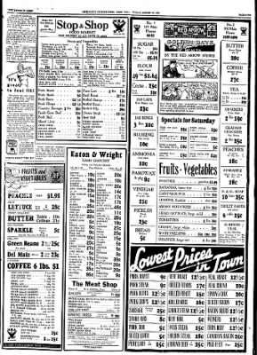 Ames Daily Tribune from Ames, Iowa on August 18, 1933 · Page 8