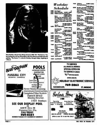 Panama City News-Herald from Panama City, Florida on June 23, 1974 · Page 44