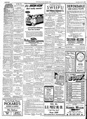 The Courier News from Blytheville, Arkansas on May 30, 1953 · Page 8