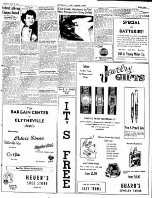 The Courier News from Blytheville, Arkansas on June 18, 1948 · Page 5
