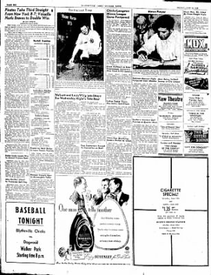 The Courier News from Blytheville, Arkansas on June 18, 1948 · Page 6
