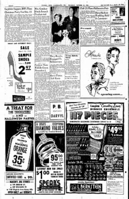 Cumberland Evening Times from Cumberland, Maryland on October 27, 1955 · Page 7