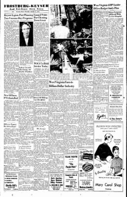 Cumberland Evening Times from Cumberland, Maryland on October 27, 1955 · Page 9
