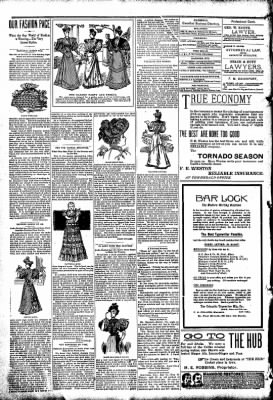 The Carroll Sentinel from Carroll, Iowa on June 1, 1894 · Page 4