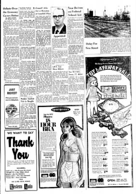 Carrol Daily Times Herald from Carroll, Iowa on November 3, 1970 · Page 19