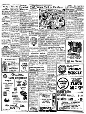 The Austin Daily Herald from Austin, Minnesota on December 6, 1958 · Page 2