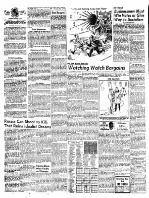 The Austin Daily Herald from Austin, Minnesota on December 6, 1958 · Page 4