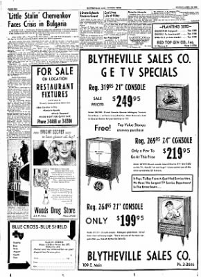 The Courier News from Blytheville, Arkansas on April 16, 1956 · Page 10