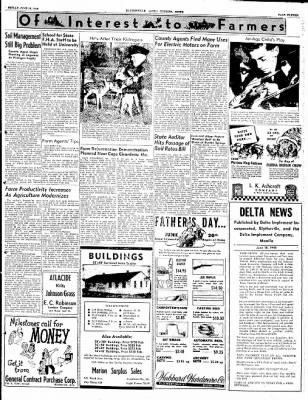 The Courier News from Blytheville, Arkansas on June 18, 1948 · Page 11