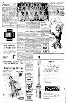 Cumberland Evening Times from Cumberland, Maryland on October 28, 1955 · Page 6