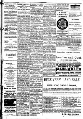 The Carroll Sentinel from Carroll, Iowa on June 8, 1894 · Page 3