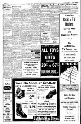 Cumberland Evening Times from Cumberland, Maryland on October 28, 1955 · Page 12