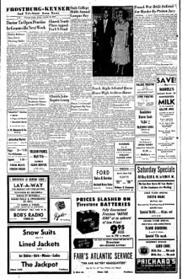 Cumberland Evening Times from Cumberland, Maryland on October 28, 1955 · Page 14