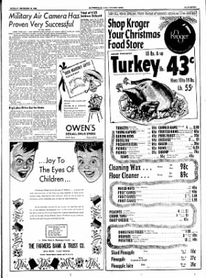 The Courier News from Blytheville, Arkansas on December 19, 1955 · Page 7