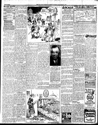 Iola Daily Register And Evening News from Iola, Kansas on December 27, 1927 · Page 4