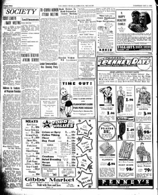 The Ludington Daily News from Ludington, Michigan on October 5, 1939 · Page 2