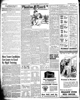 The Ludington Daily News from Ludington, Michigan on October 5, 1939 · Page 4