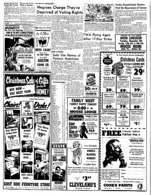 The Austin Daily Herald from Austin, Minnesota on December 8, 1958 · Page 16