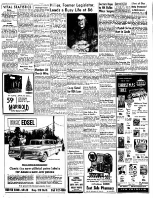 The Austin Daily Herald from Austin, Minnesota on December 9, 1958 · Page 2