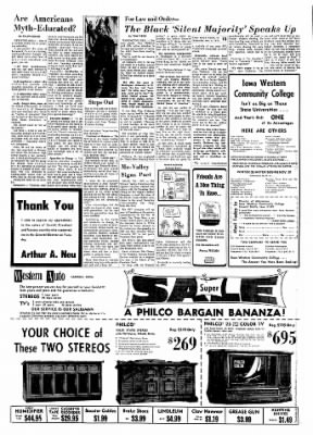 Carrol Daily Times Herald from Carroll, Iowa on November 4, 1970 · Page 33