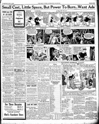 The Ludington Daily News from Ludington, Michigan on October 5, 1939 · Page 9