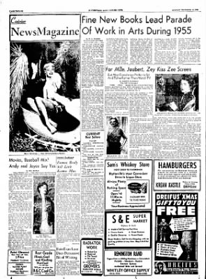 The Courier News from Blytheville, Arkansas on December 19, 1955 · Page 12