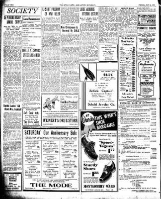The Ludington Daily News from Ludington, Michigan on October 6, 1939 · Page 2