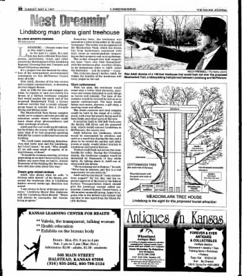 The Salina Journal from Salina, Kansas on May 4, 1997 · Page 91