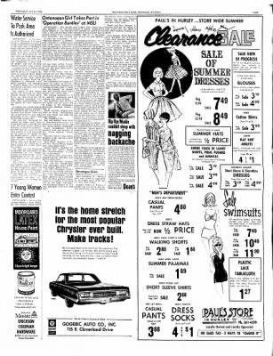 Ironwood Daily Globe from Ironwood, Michigan on July 21, 1965 · Page 3