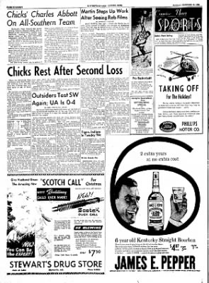 The Courier News from Blytheville, Arkansas on December 19, 1955 · Page 14