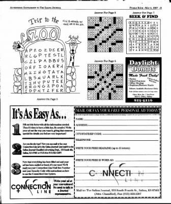 The Salina Journal from Salina, Kansas on May 4, 1997 · Page 98