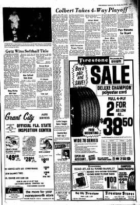 Panama City News-Herald from Panama City, Florida on June 24, 1974 · Page 7