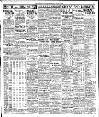 The Bakersfield Californian from Bakersfield, California on January 14, 1933 · Page 13